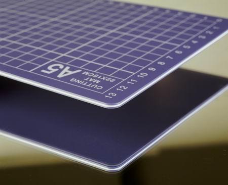 Eco-friendly cutting mat